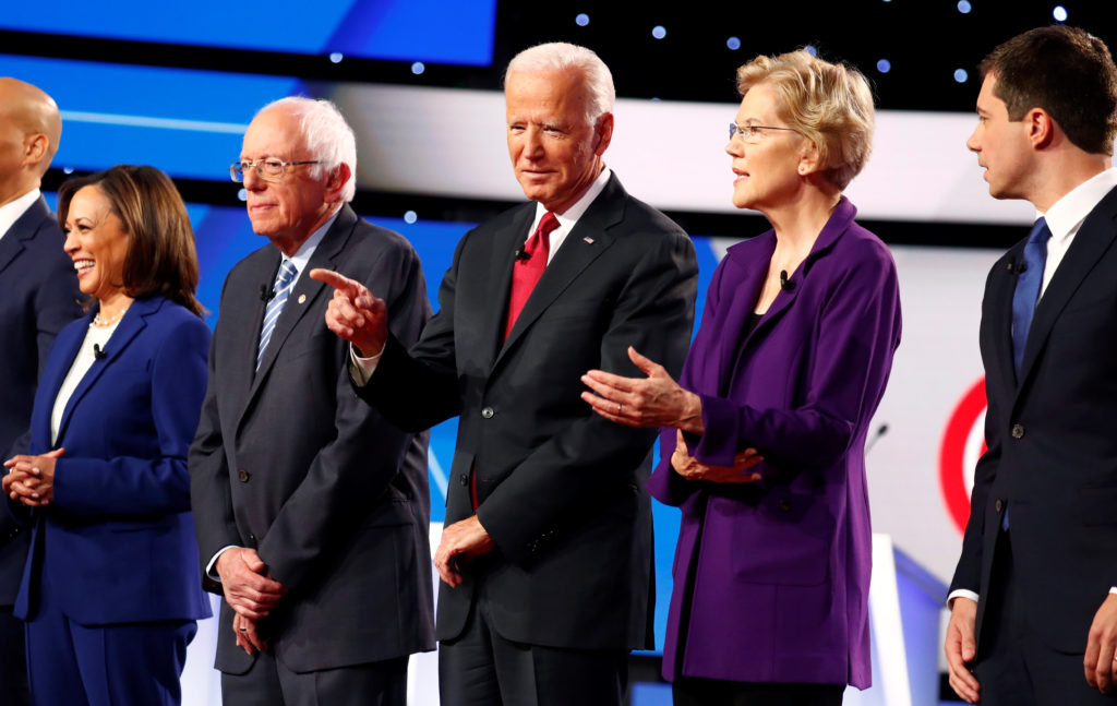 Iowa hosts last Democratic debate before the primaries