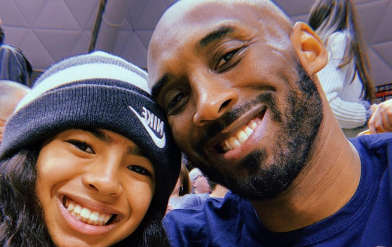 Kobe Bryant and Daughter Gigi die in helicopter crash