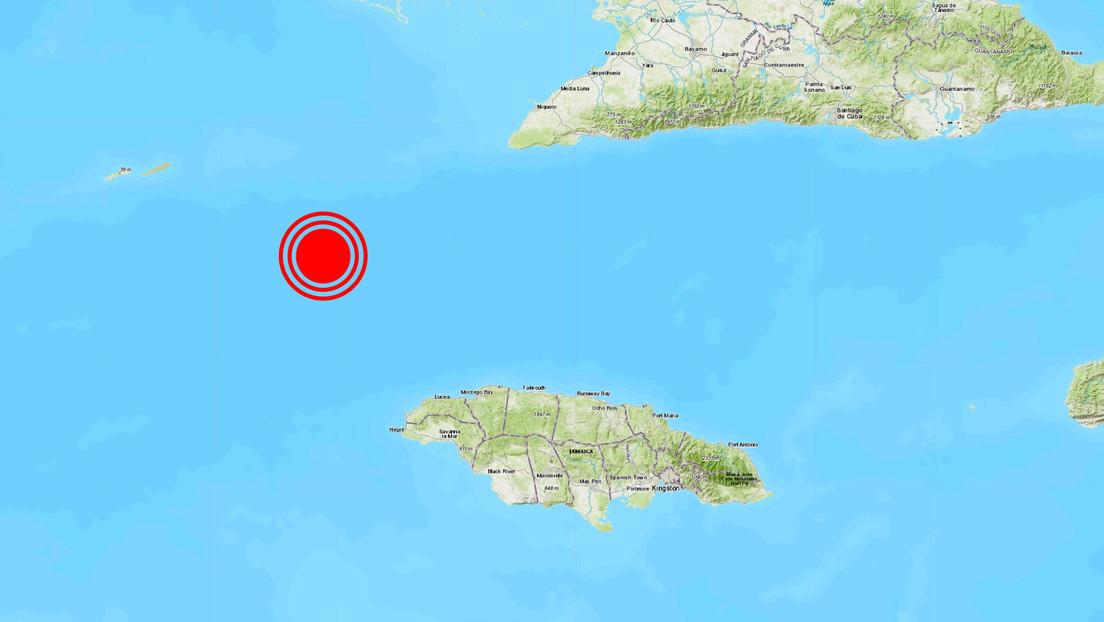 A magnitude 7.7 earthquake in Cuba, Jamaica and the Cayman Islands