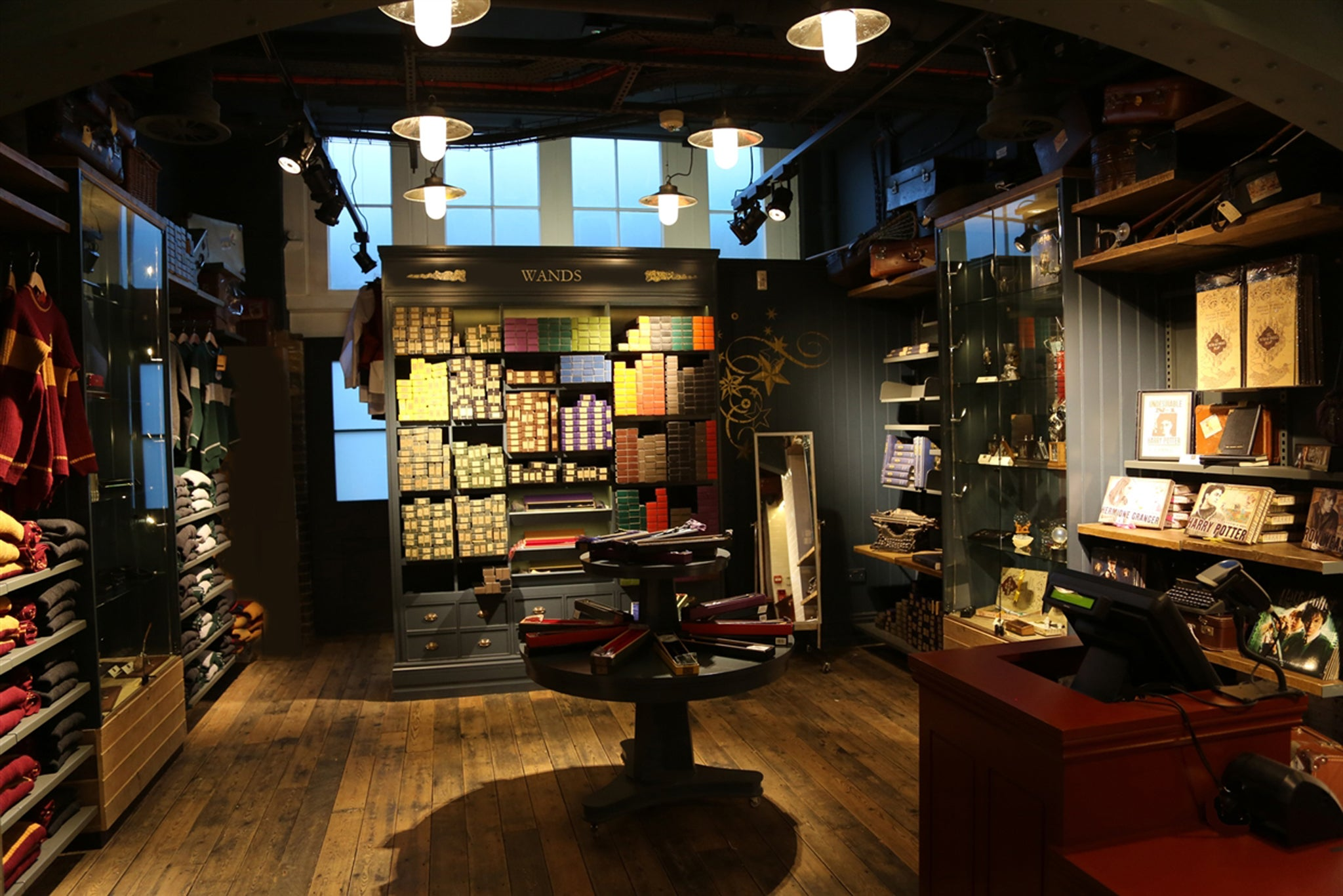 Harry Potter will have his first official flagship store in New York
