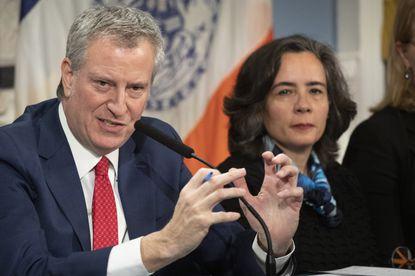 New York City on Coronavirus