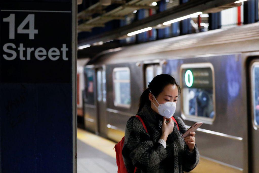 Cases of coronavirus double overnight in New York to 22