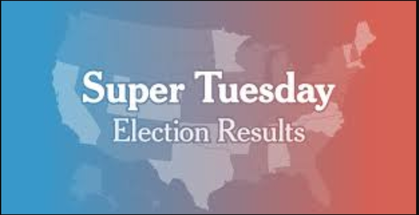 Super Tuesday Winners and Losers