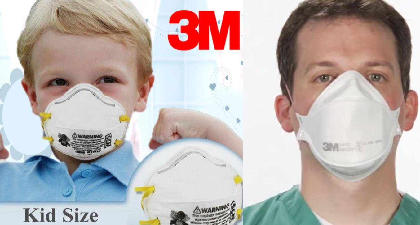 Health Face Masks n95
