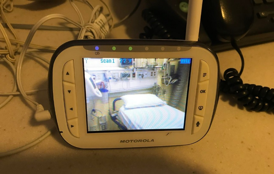 New Jersey Nurses Ingenuity with Baby Monitor