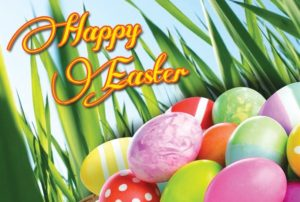 Happy Easter Day with Easter Eggs - vivomix
