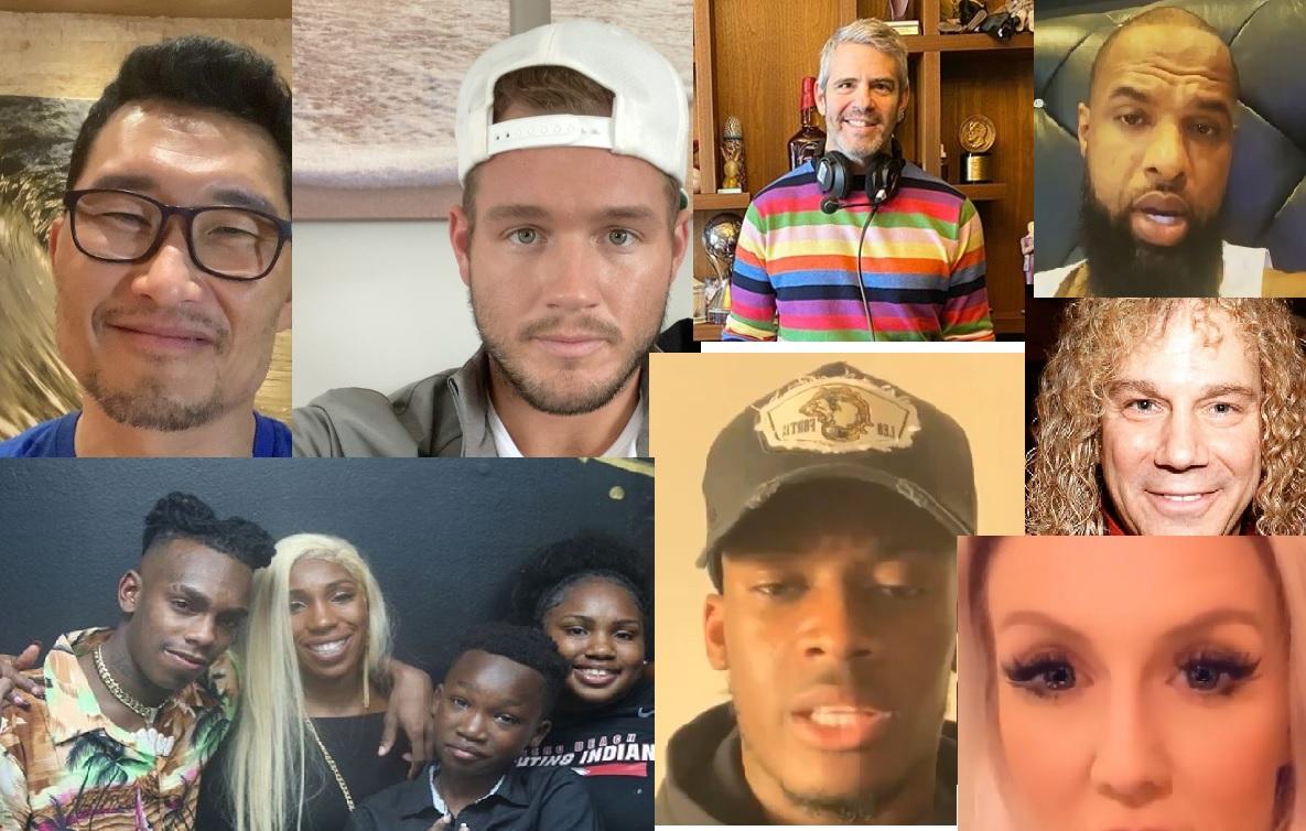 Famous Celebrities With Coronavirus