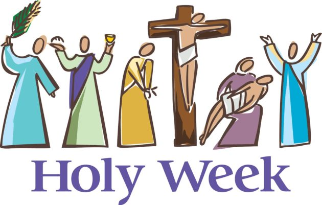 Holy Week 2020 at Home