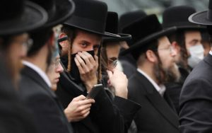 Jews in New York gather in large crowds despite the coronavirus pandemic - vivomix