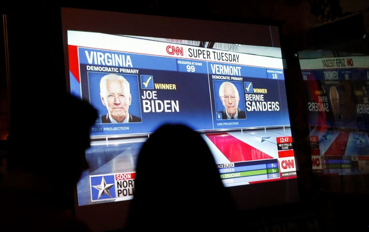 Democrats see possible Senate Majority due to Biden