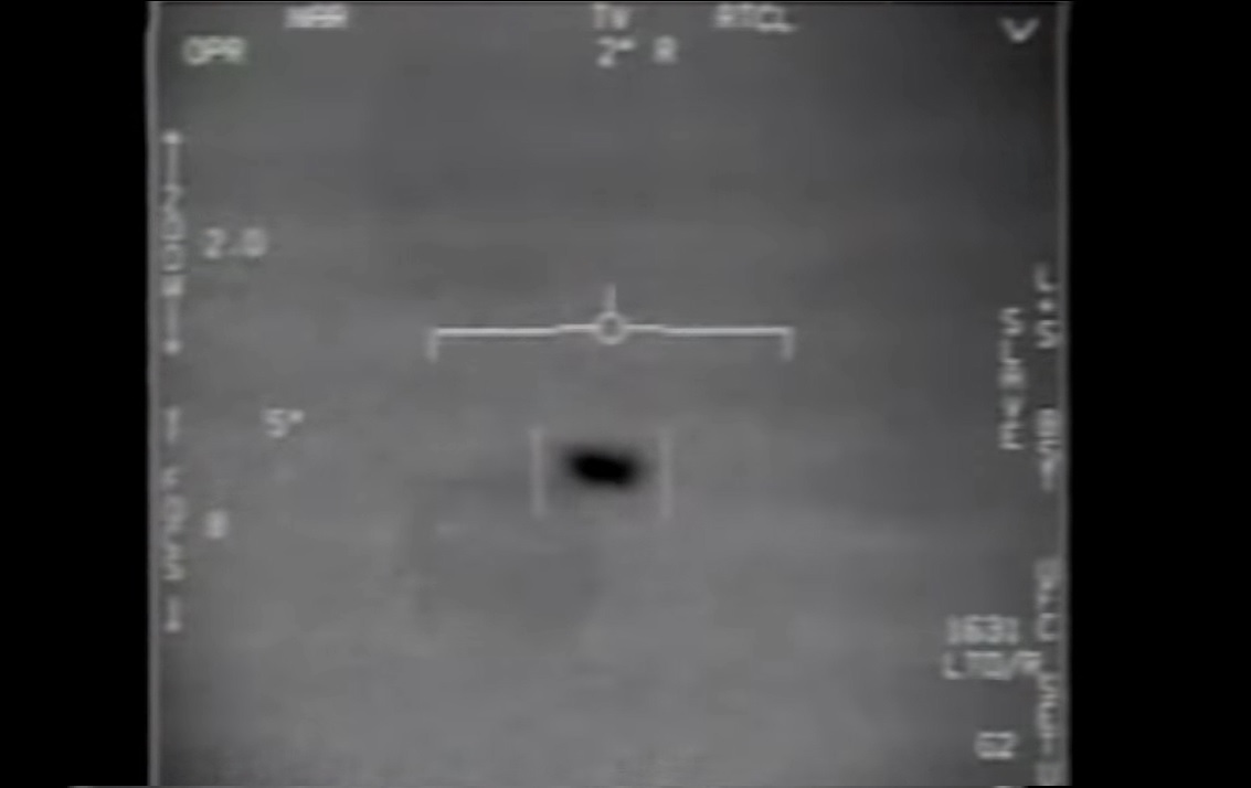UFO Videos Released by the Pentagon