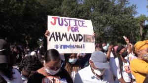 Ahmaud Arbery Shooting protest May 8th, 2020 -vivomix