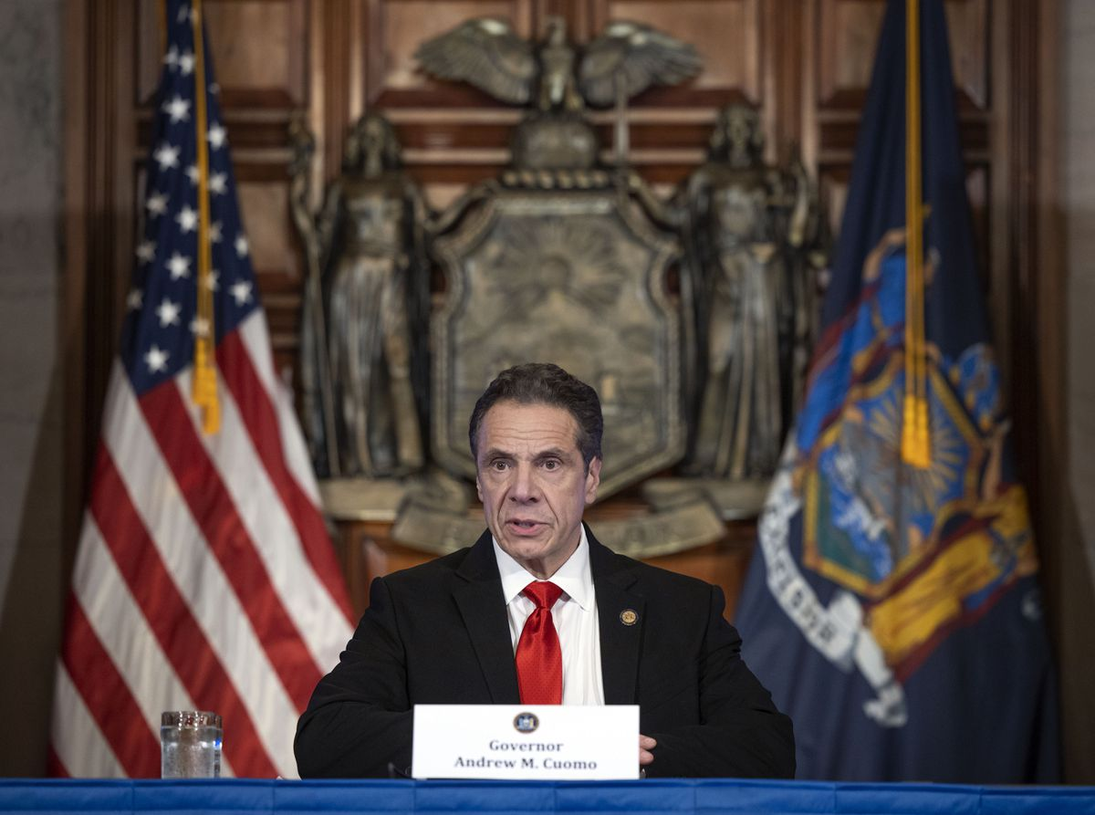 New York reports lowest daily coronavirus death toll in two months, Cuomo says