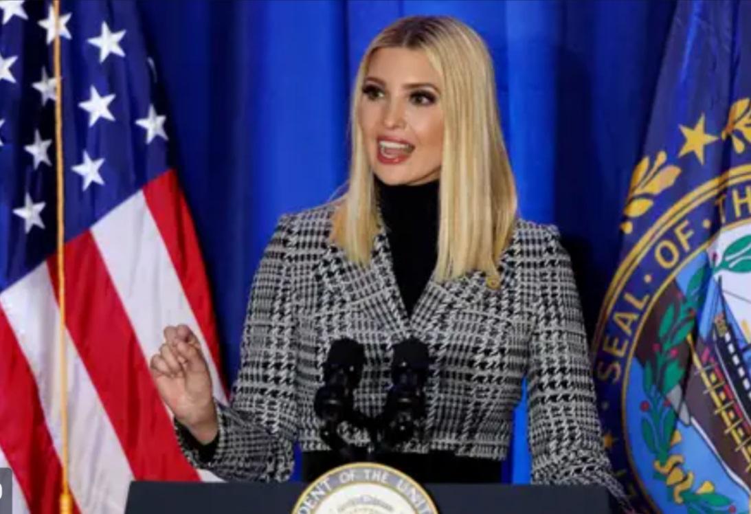 Ivanka Trump Assistant has COVID-19 Coronavirus