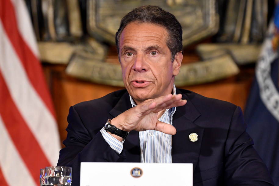 Gov. Andrew Cuomo orders curfew for New York City