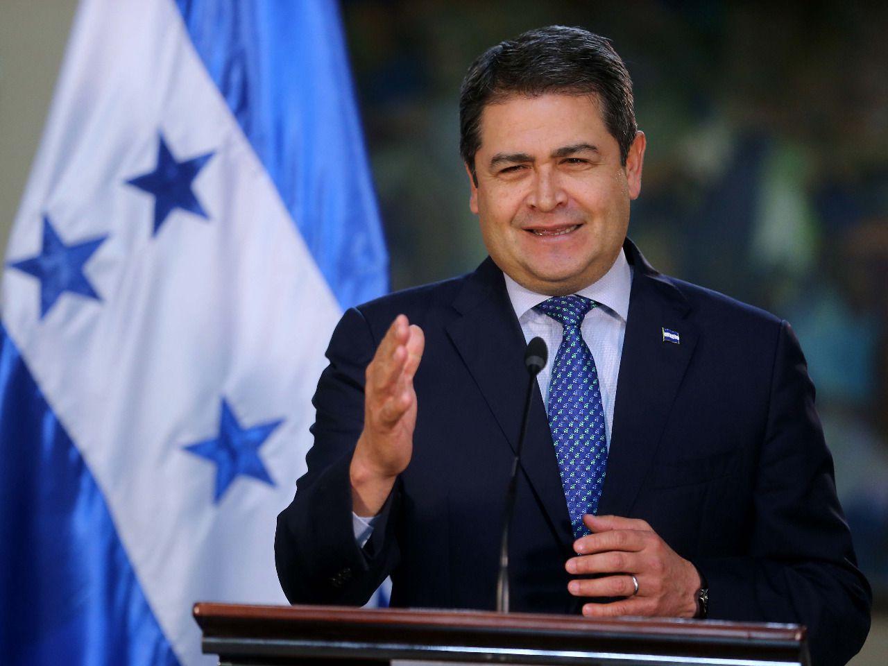 Honduras: President Juan Orlando Hernández reports that he has covid-19