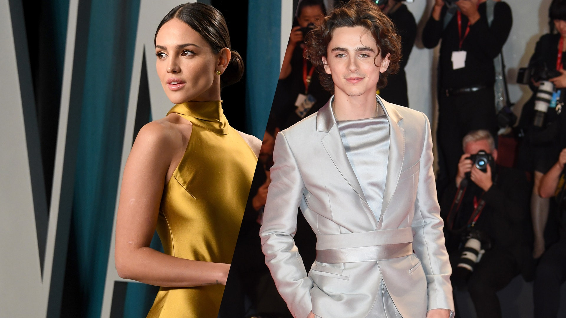 Timothée Chalamet and Eiza Gonzalez Spotted Kissing During Cabo San Lucas Getaway