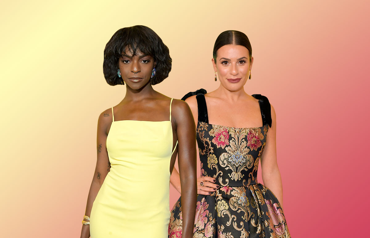 "Lea Michele Apologizes After Being Accused of Making Glee a ""Living Hell"" for Samantha Ware"