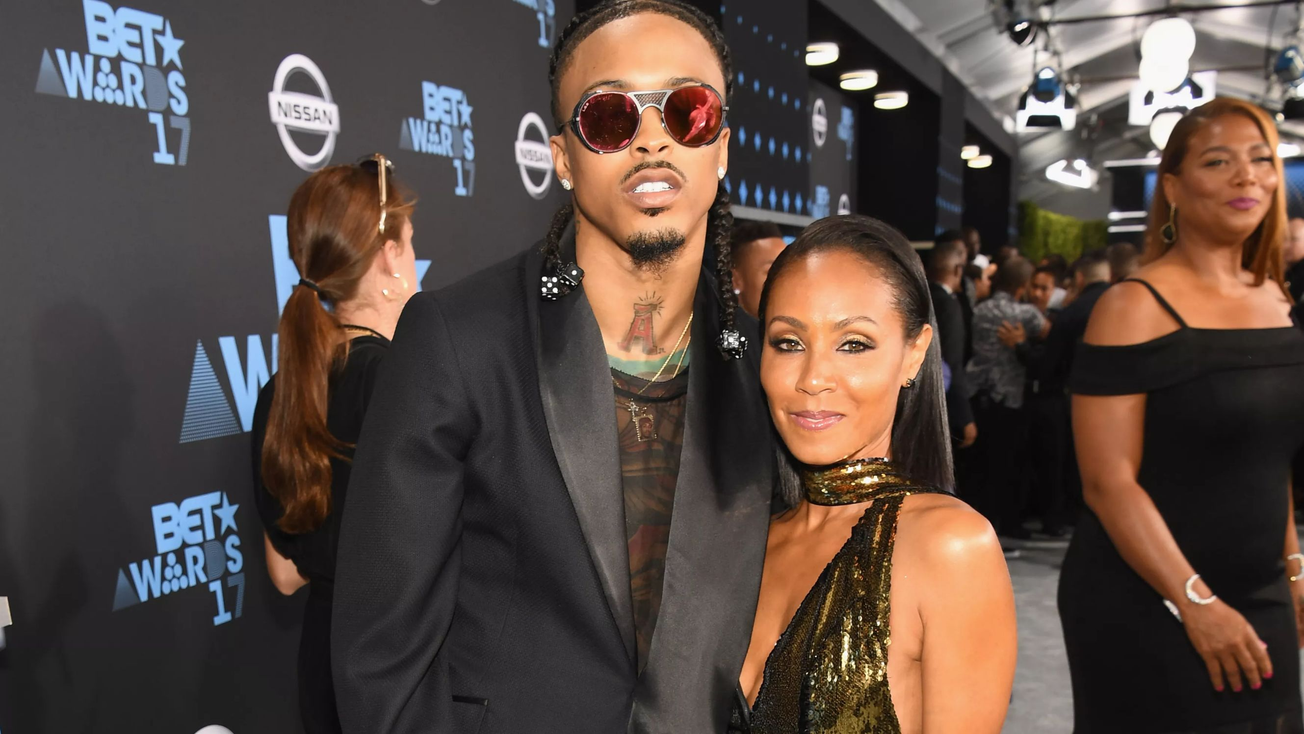 Jada Pinkett Smith Admits to Having a Relationship with August Alsina During a Separation From Will