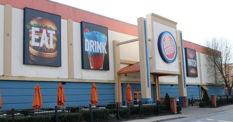 Dave and Busters Opening 48 Locations