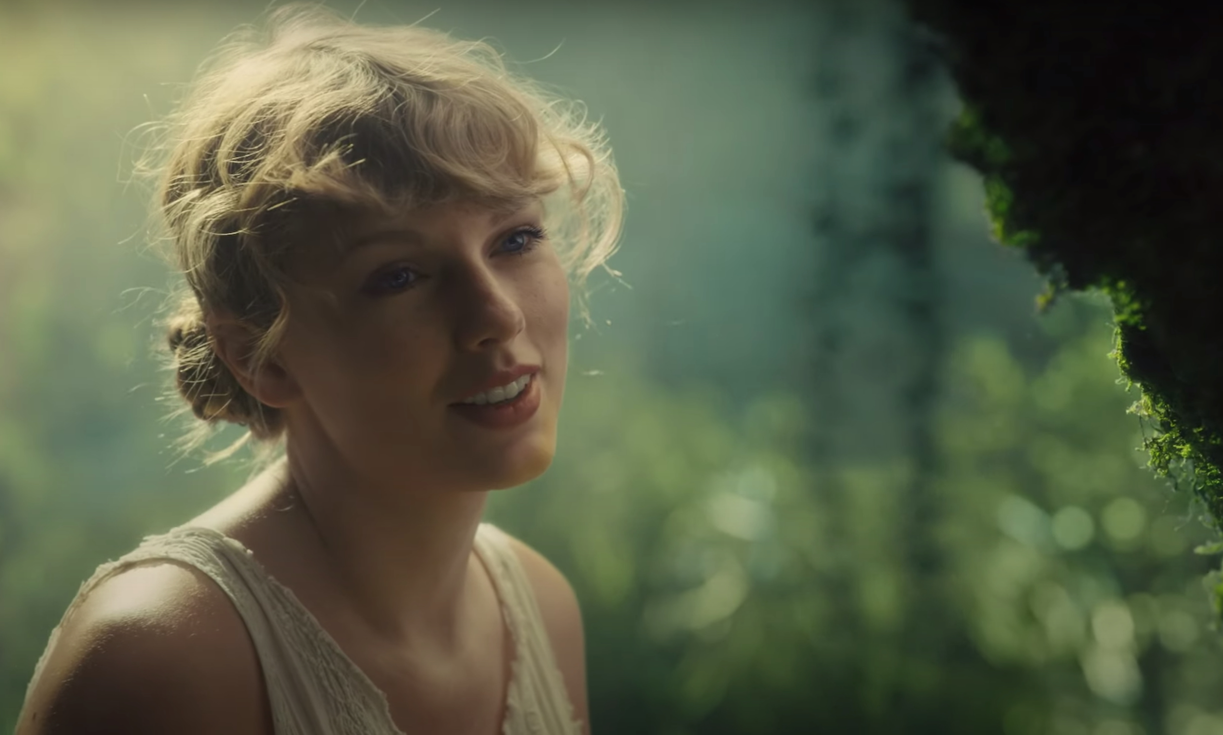 Taylor Swift Releases New Album, 'Folklore'