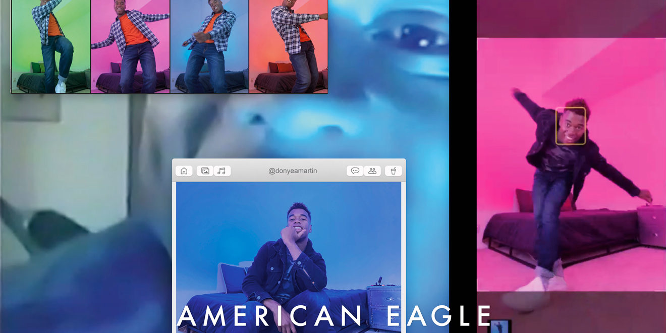 American Eagle And Social Distancing Marketing