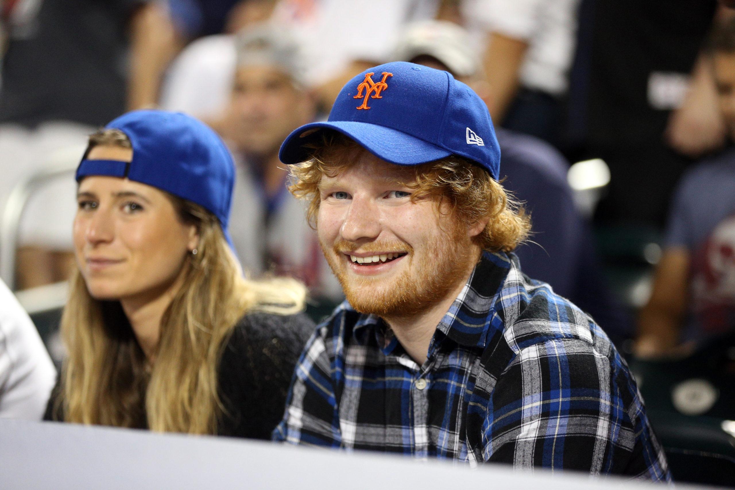 Ed Sheeran to be a dad