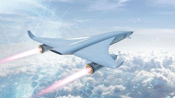 The business and military race to manufacture airplanes capable of flying at hypersonic speed
