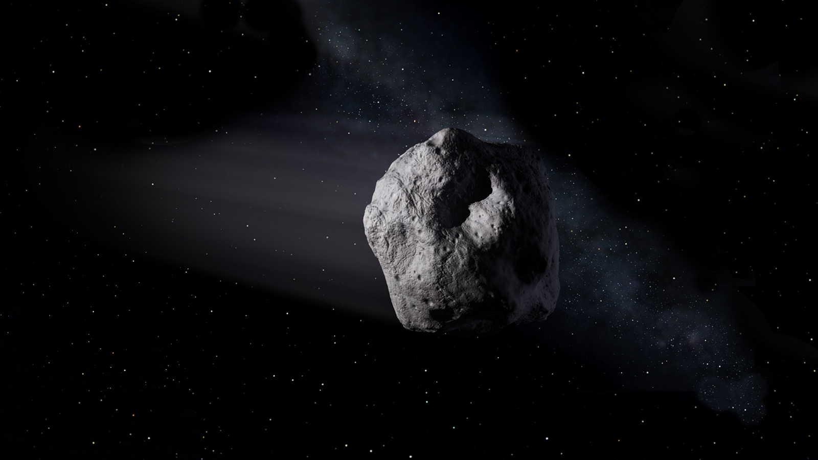 NASA Says 37-Meter Long Asteroid Will Make 'Near-Earth Approach' Today