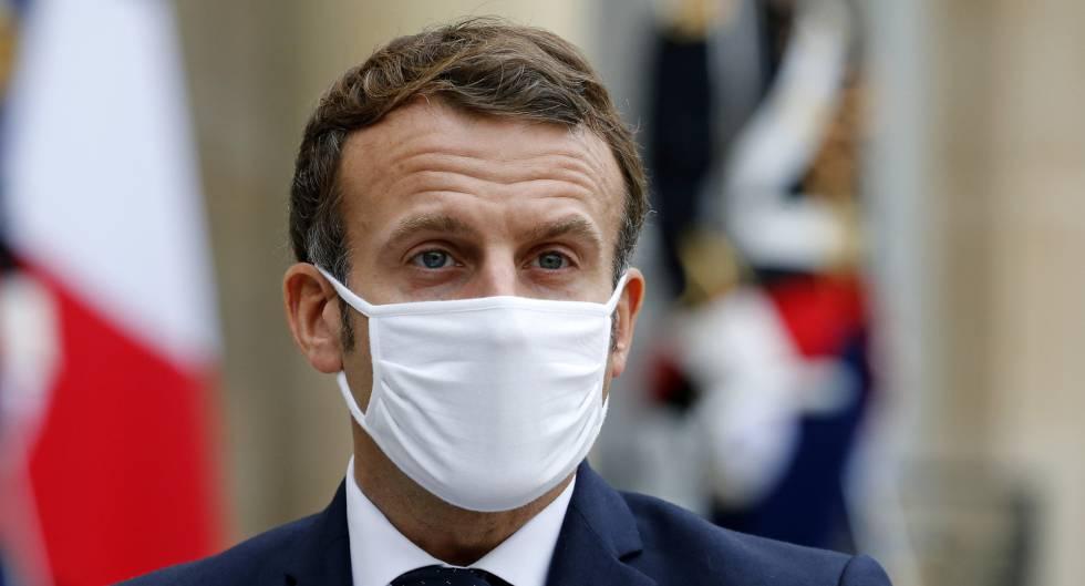 BREAKING: Macron announces second lockdown in France