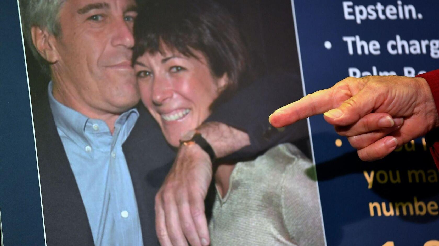 Ghislaine Maxwell trying to keep her secrets sealed