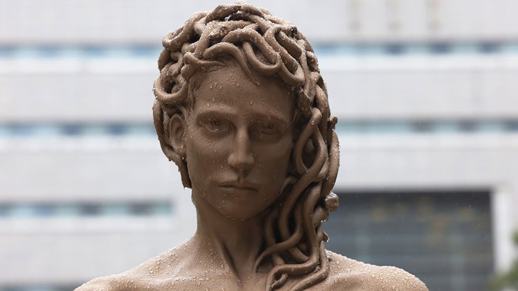 Medusa Statue in NYC becomes symbol of #MeToo Movement