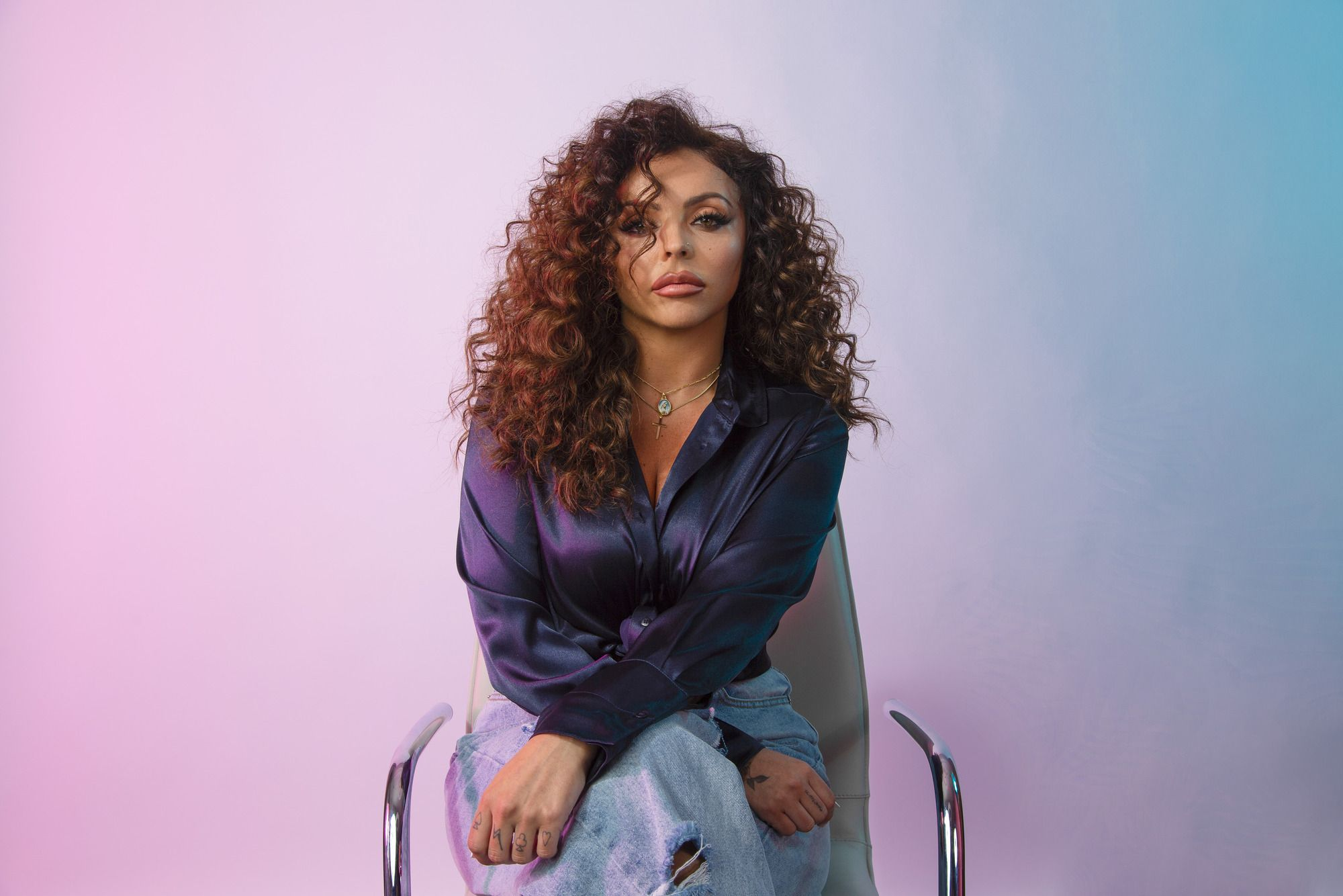 Jesy Nelson is taking an extended break from Little Mix for medical reasons