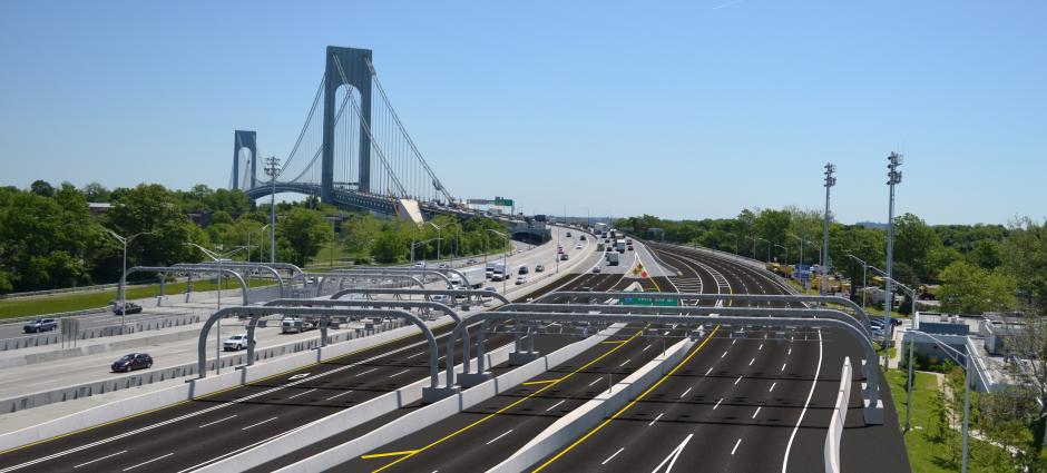 Split tolling coming to Verrazzano-Narrows Bridge