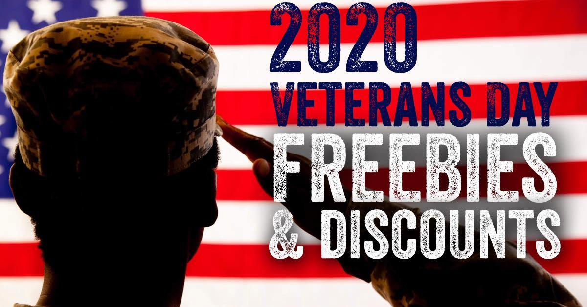 Special Deals for Veterans