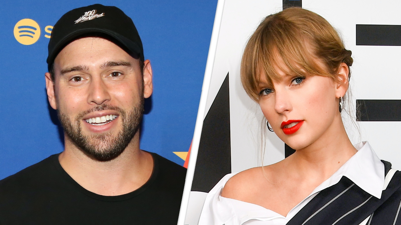 Taylor Swift criticizes Scooter Braun after $300m masters sale