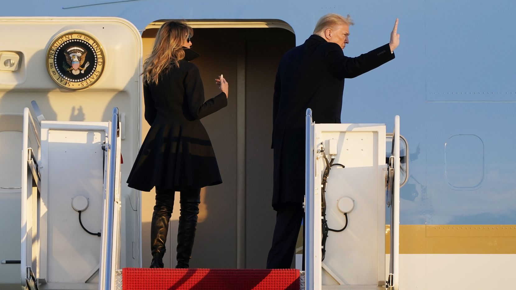 President Trump is most admired man in 2020, Gallup poll reveals