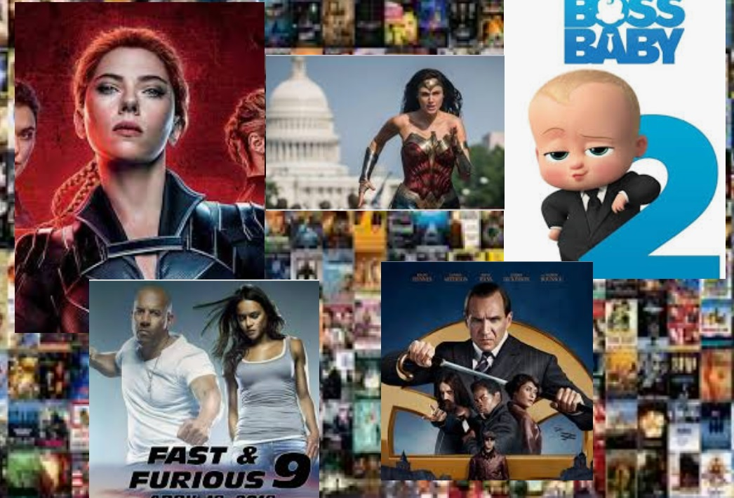 Movies delayed by coronavirus have new releases dates