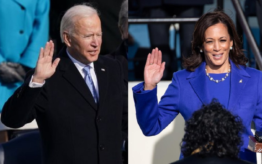 Inauguration Day highlights of US President Biden, Kamala Harris makes history