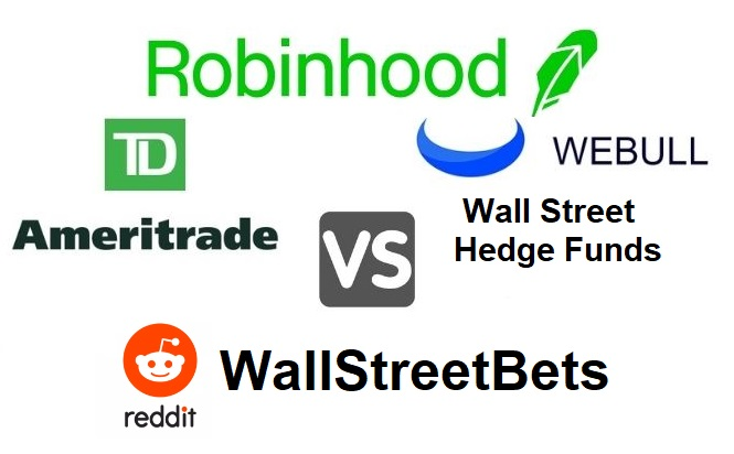 Trading platforms TD, Robinhood and others suspected to collude against small investors to protect big money