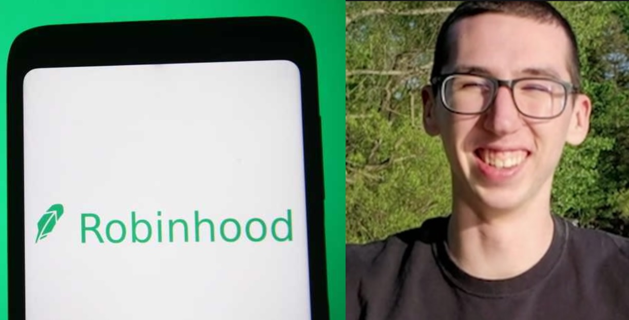 Parents sue Robinhood after son commits' suicide due to lost money