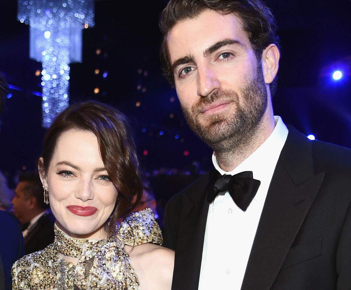 Emma Stone Gives Birth, Welcomes First Baby With Husband Dave McCary