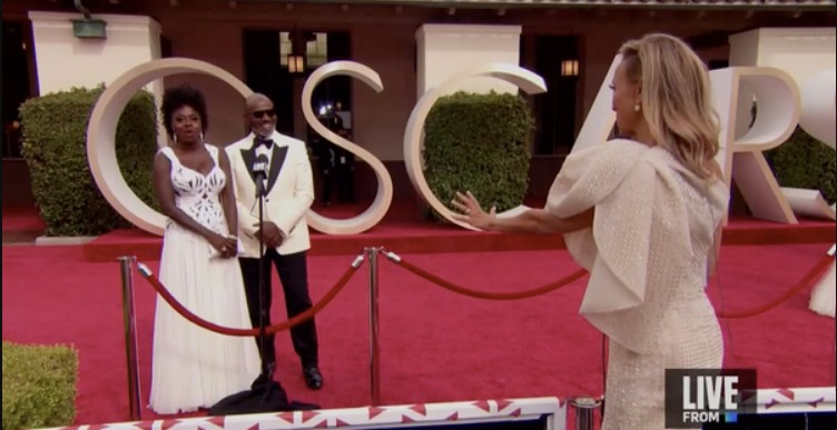 16 Super Awkward Moments From The 2021 Oscars