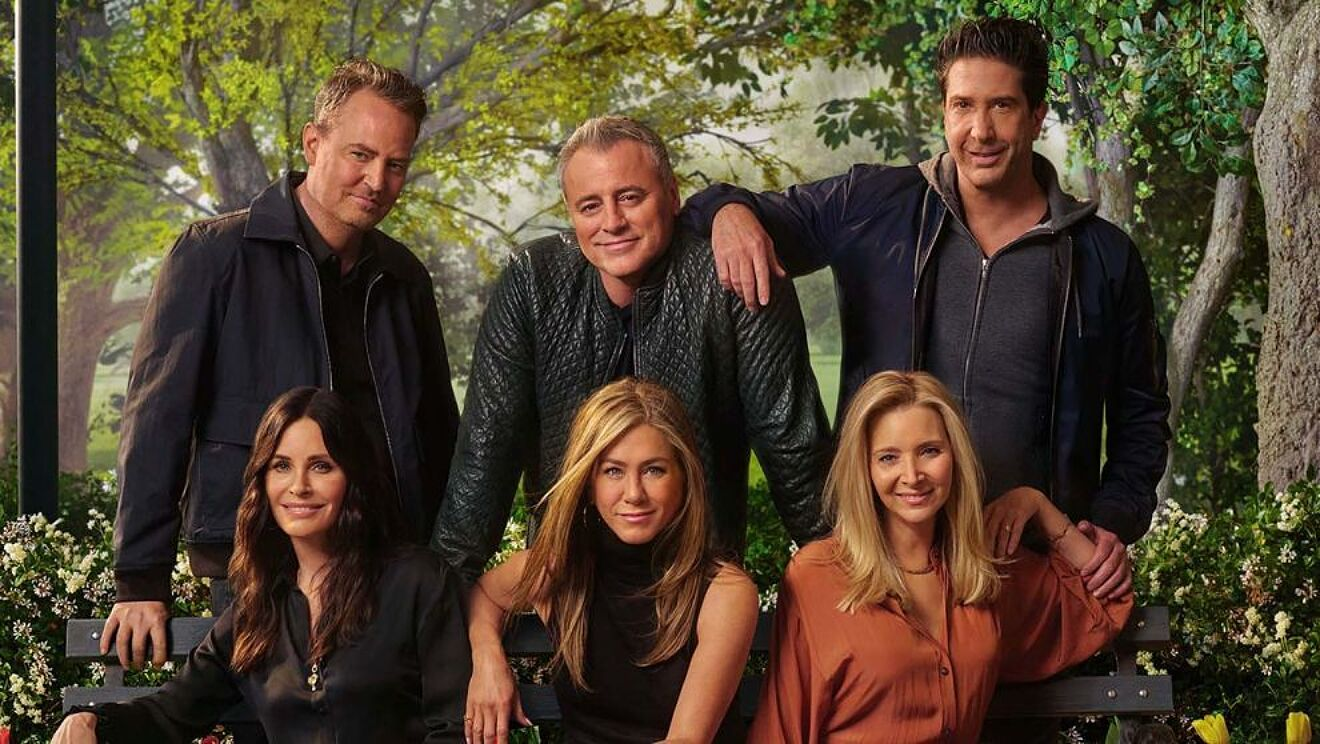 'Friends' reunion drops first trailer days ahead of May 27 release