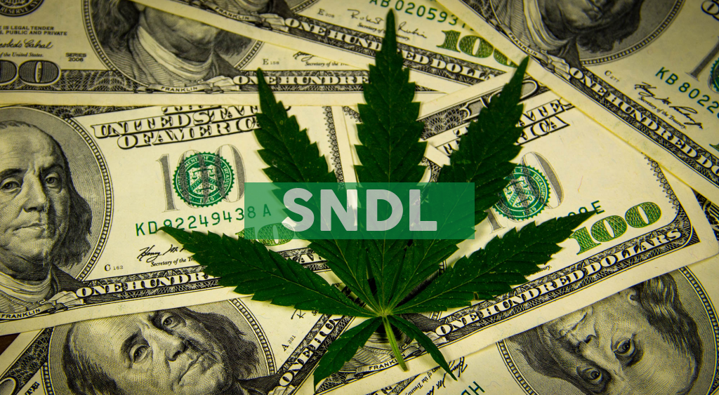 Sundial Growers with close to $1 Billion in Cash