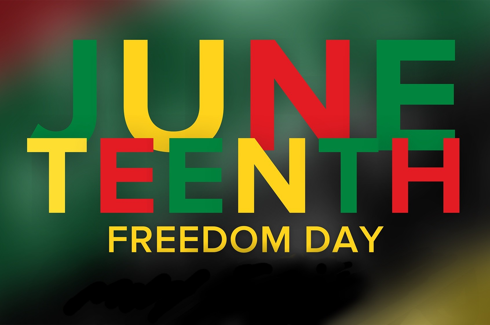 Juneteenth Is Officially a Federal Holiday