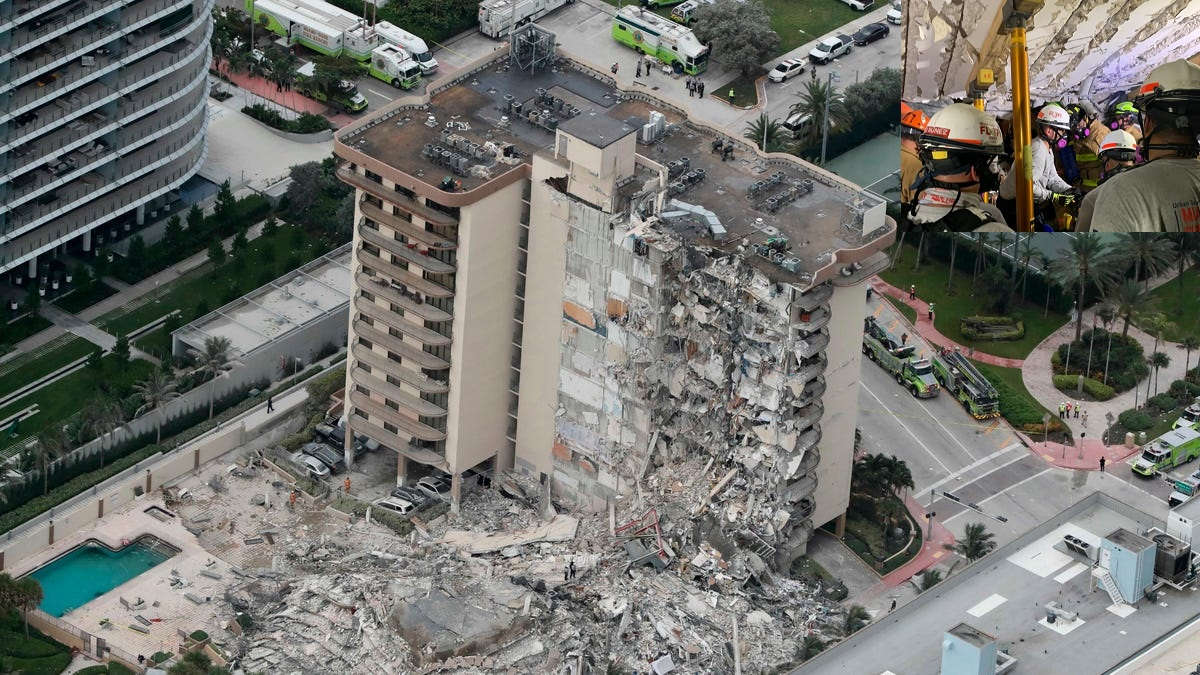 Miami Condo Collapse, Death toll rises to 12 as Biden plans to visit site, prosecutor seeks grand jury