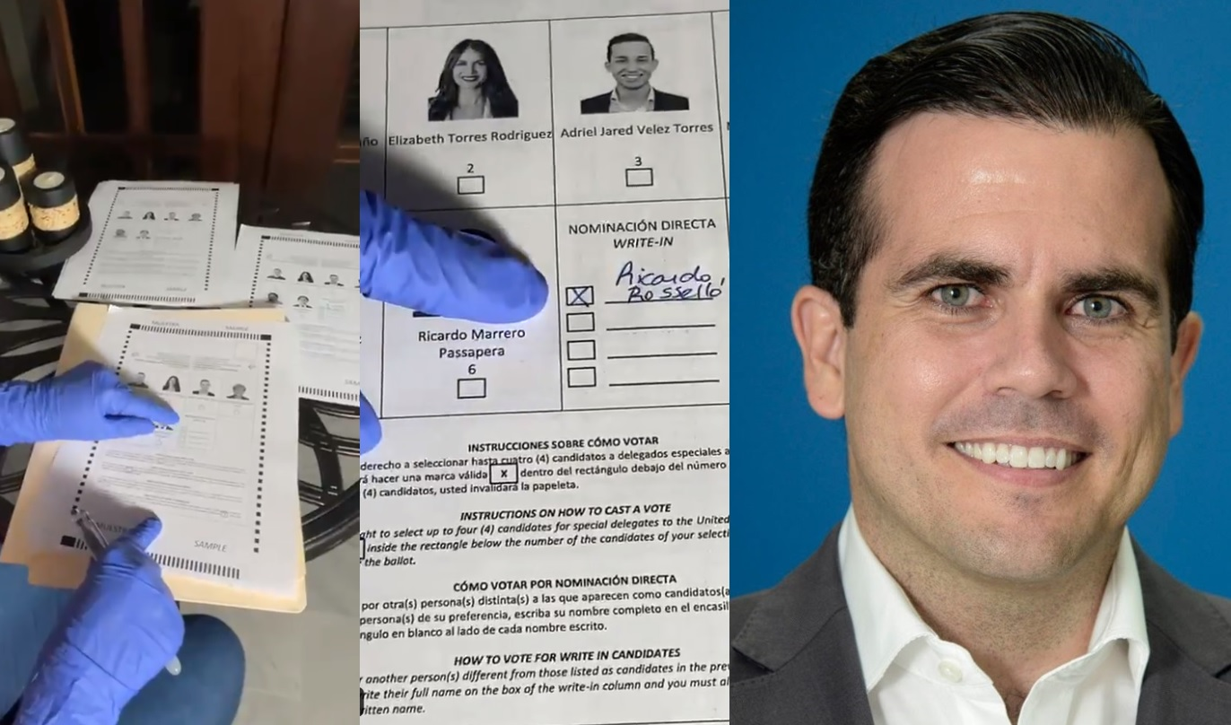 Possible electoral fraud in Rosselló's election to the special commission