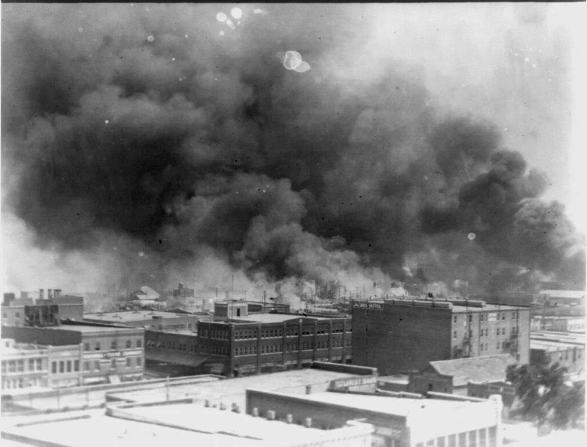 Tulsa Massacre 100 years ago