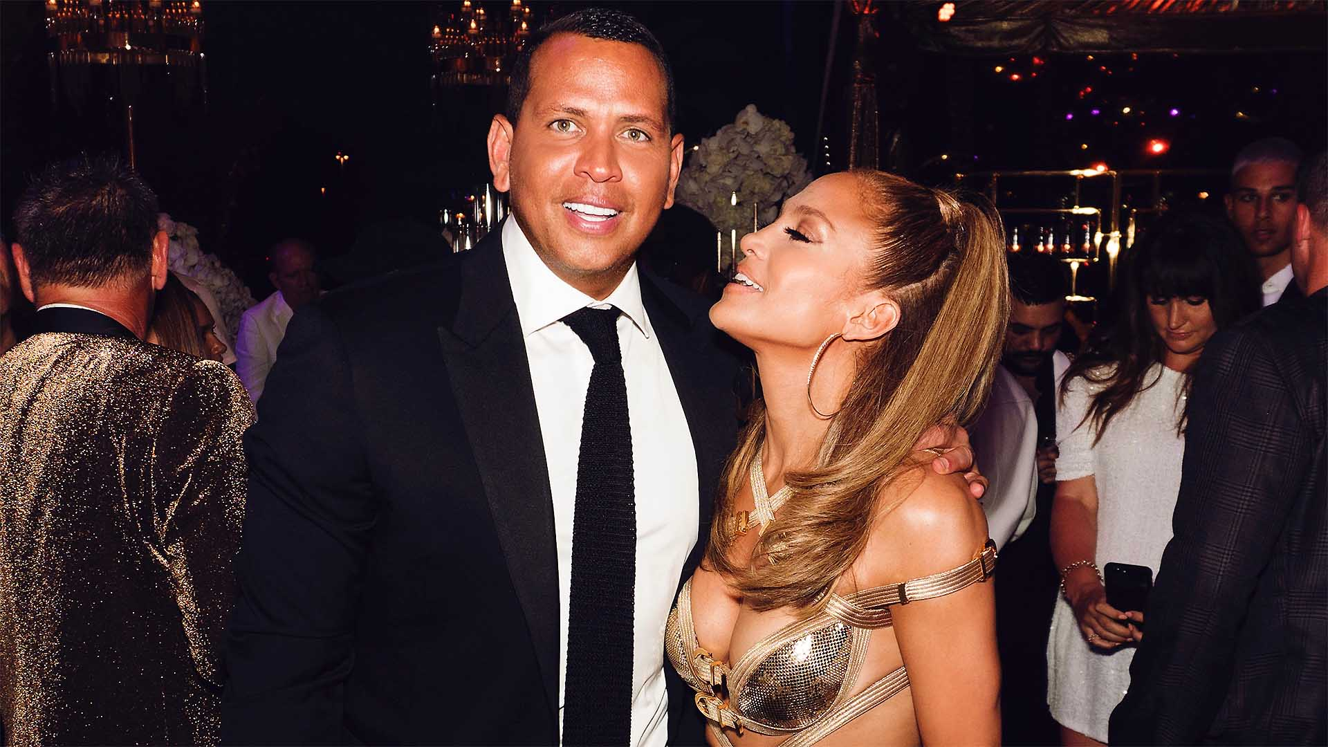Alex Rodriguez Reveals How His Daughters Are Coping After Split From Jennifer Lopez